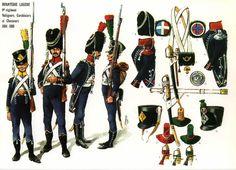 Fanteria del 9 rgt. fanteria leggera
