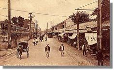 Postcards | Old Postcards of Bangkok – 03 | Thai Blogs
