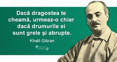 Citat Khalil Gibran Khalil Gibran, Foto Gif, Spiritual Quotes, Regrets, Motto, Wise Words, Love Quotes, Spirituality, Journey