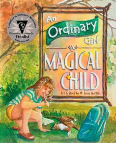 An Ordinary Girl - A Magical Child by W. Lyon Martin. Take a joyful romp with Rabbit around the Wheel of the Year as she learns about herself and her Pagan Ways in the first fully illustrated Pagan children's book to explore Wiccan magic, customs and holidays through a child's point of view.