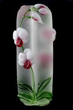 Art glass by SUZIE Q