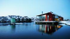 Nordiska Akvarellmuseet, Skärhamn - Sweden