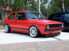 VW Golf GTi - always been tempted by these, never even been in one though.