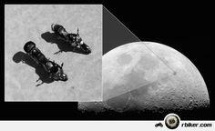 Always further and always higher. #moon #motorcycle #ride #rbiker #trip #motorbike rbiker.com