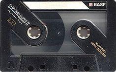 Project C-90 | Catalogue | Compact cassettes | Basf - Emtec | BASF Chrome Super…