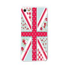 UnionJack Mint Sorbet Korea Design Case With handmade for iPhone 6 #Alice