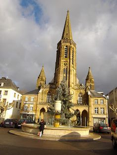 St. Ludwig in town center of Saarlouis, Germany. #venividi