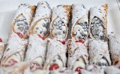 Italian Recipe: Homemade Cannoli