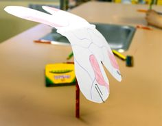Teach about balance and gravity with balancing butterflies and paperclips!