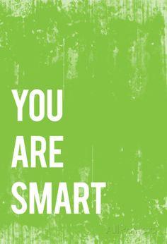 You Are Smart by Rebecca Peragine