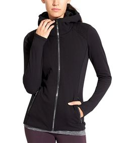 Take a look at this Black Luxe Stronger Hoodie today!