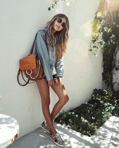 Perfect for spring in our Cali Jacket! | shopsincerelyjules.com