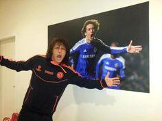 David Luiz, directamente desde Munich