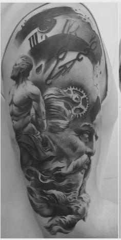 Perseo y zeus tattoo