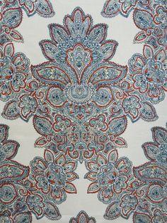 MARIS 215 MULTI #linen #multi-colored #print-fabrics