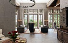 modern residence 4 Medieval home decor Interior design guide Interior design blog