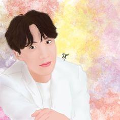 #BTS #JHOPE #btsfanart #fanart #digital #painting #kpop Bts, Jhope, Fanart, Digital, Painting, Instagram, Painting Art, Fan Art, Paintings