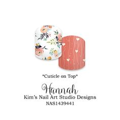 """Hannah:  If you want to get these beauties of your fingers and toes, head on over to my Jamberry Nail Art Studio Marketplace!  Simply click on the image above and it will direct you right to the listing!  To see more of my designs and some special sales, join my Facebook group """"Kim's Nail Art Studio Designs"""" at www.facebook.com/groups/925106354278688 Thanks for the interest in my designs!"""