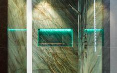 Bäder/Wellness | Mayr & Glatzl Innenarchitektur GmbH | Mayr & Glatzl Innenarchitektur GmbH #innenarchitektur #badezimmer #design #details #materials #oberflächen Wellness, Neon Signs, Interiors, Interior Designing, Decoration Home, Decor, Deco