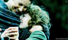 Claire and Fergus