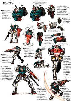 """コトバノリアキ@日曜日 西ほ-18a on Twitter: """"ザクに引き続きオリジナル妄想設定ガンダム… """" Japanese Robot, Robot Concept Art, Gundam Art, Super Robot, Gundam Model, Art Model, Designs To Draw, Art Reference, Mobile Suit"""