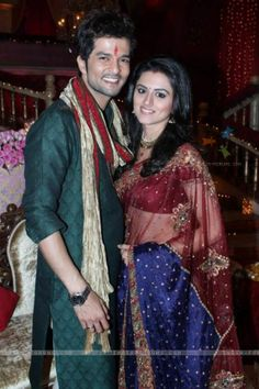 Riddhi Dogra With her Husband