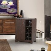 Found it at Wayfair - Bar Cabinet with Wine Storage