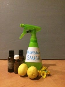 DIY Halloween spray, The Ultimate Halloween Survival Kit for any parent to use.