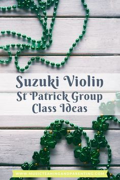 Suzuki Violin group class ideas that can easily be applied to any music elementary or middle school classroom! Violin Online, St Patricks Day Crafts For Kids, Violin Sheet Music, Class Games, Violin Lessons, Any Music, Music Mix, Elementary Music, Teaching Music