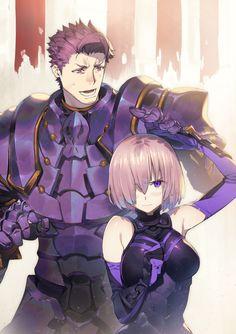 Lancelot and Mash