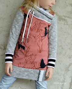 Lieblingsteil der Großen ♥️ Marita von Nell BC aus dem – My World Sewing Clothes, Diy Clothes, Sewing For Kids, Kids Wear, Baby Dress, Baby Kids, Kids Outfits, Girl Fashion, Girls Dresses