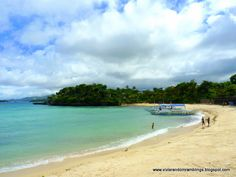 Tambisaan Beach, Boracay Island, Philippines