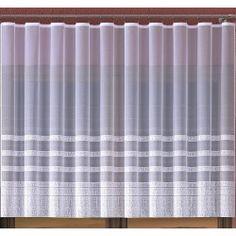 Hotová záclona Karolína na okno Curtains, Shower, Prints, Rain Shower Heads, Blinds, Showers, Draping, Picture Window Treatments, Window Treatments