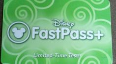 Disney Dining Blog: A Second Experience With FastPass+ for Offsite Guests - Disney Dining Information