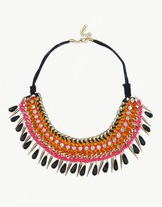 Collar étnico #accesorios #complementos