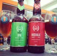 Episódio 55: Comparativo: Bier Hoff IPA x Red Ale - http://www.mestre-cervejeiro.com/comparativo-bier-hoff-ipa-x-red-ale/ #cerveja #degustacao #beer #tasting