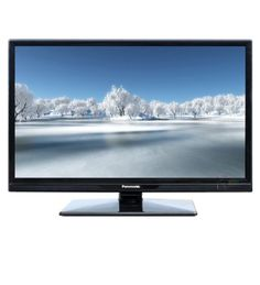 Panasonic 22C400DX 22 inch HD LED Tv offers a very 22-inch display with HD resolution which can be used for multi purposes. The display looks vibrant and the design is perfect. and more features...