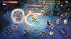 Dungeon Hunter 5 HUD by Panperkin on DeviantArt
