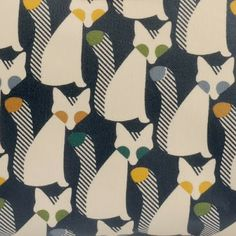 Orla kiely. print & pattern, includes foxes and orla kiely