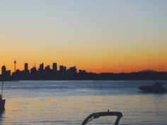 Sydney silhouette #sydneyigers #sydneysider #skyporn #sky #gradientsky #sunset #epicsky #sydney #silhouette #skyline #doylesonthebeach # # # #bythebay #gradientnation #vscocam #vscomania #canon100d #canoneos100d #eos100d