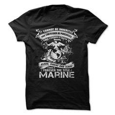 (Tshirt Popular) PROUD OF MARINES [Tshirt design] Hoodies Tee Shirts
