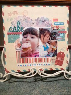 buttonsbloomsandbling cake