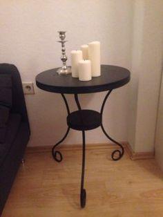 Beistelltisch aus Metall in Berlin - Charlottenburg   Couchtisch gebraucht kaufen   eBay Kleinanzeigen