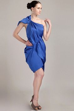 Special Knee-length Prom Evening Dresses with Cutout Back in Royal Blue Vegas Dresses, Prom Dresses 2015, Prom Dresses Online, Cheap Prom Dresses, Party Dresses For Women, Prom Party Dresses, Graduation Dresses, College Graduation, Dress Online
