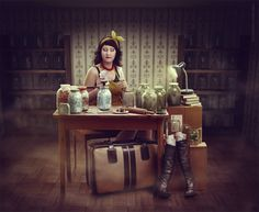 Bank of Russia / Arts, digital arts, photomanipulation, creative / Alexey Lobur: professional photographer & retoucher