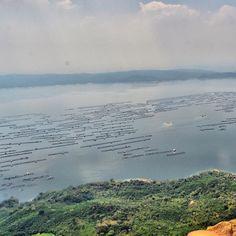 Landscape at lembu mountain purwakarta indonesia by znikoners
