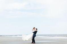 Destination wedding at Tybee Island Wedding Chapel. Planning by Design Studio South and photography by Apt. B Photography. See more on Savannah Soiree: http://www.savannahsoiree.com/journal/savannah-soiree-volume-1-caitlin-josh