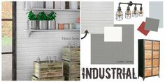 Find Your Design Style   Centura London and Windsor   Industrial   What is your style?