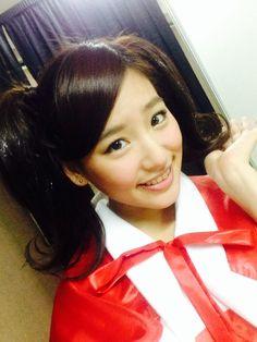 HarukaN_JKT48 Haruka Nakagawa  Kalian udah nntn RCTI!!tadi aku ada nih!!heheheh  みんなRCTI見てくれたー?そっきでてたよーん(≧∇≦) pic.twitter.com/15zJYm0DIq