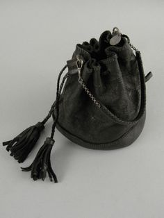 CHRISTIAN PEAU - SMALL PURSE WITH CHAIN